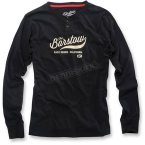 100% Black Barstow Selecteur Long Sleeve T-Shirt - 33002-001-10