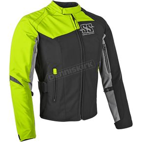 Speed and Strength Womens Hi Vis Backlash Textile Jacket - 87-0688