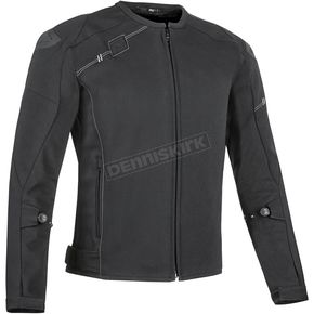 Speed and Strength Black Light Speed Textile Jacket - 87-1152