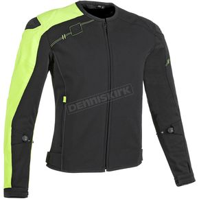 Speed and Strength Hi Vis Light Speed Textile Jacket - 87-1158