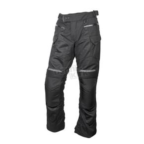 Scorpion Black Yuma Pants - 3303-4