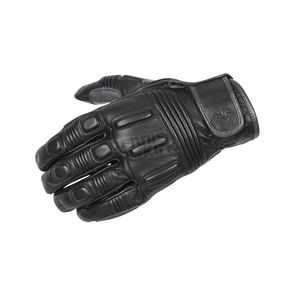 Scorpion Black Bixby Gloves - G26-034