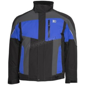 CKX Black/Blue Trail Jacket - 601533