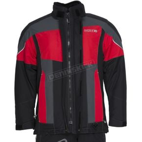 CKX Black/Red Trail Jacket - 601542