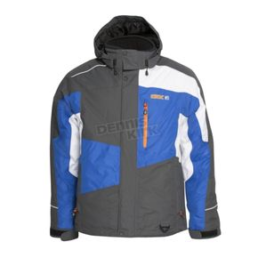 CKX Charcoal/Blue Squamish Jacket - 620332