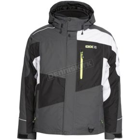 CKX Charcoal/Black Squamish Jacket - 620343