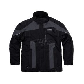 CKX Black/Charcoal Trail Jacket - 620402