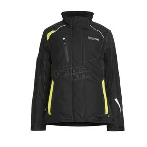 CKX Women's Black/Green Alpha Jacket - 620762