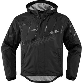 Icon Black PDX 2 Jacket - 2854-0200