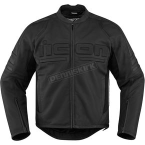 Icon Stealth Motorhead 2 Leather Jacket - 2810-2831