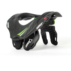 Leatt Youth Black/Green GPX 5.5 Neck Brace - 1014010021