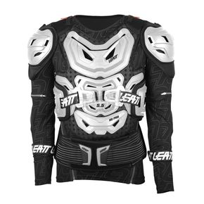Leatt White 5.5 Body Protector - 5015400110