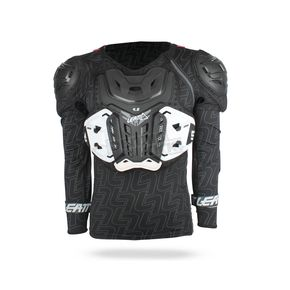 Leatt Black 4.5 Body Protector - 5016400100