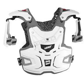 Leatt White Adventure Chest Protector - 500030241
