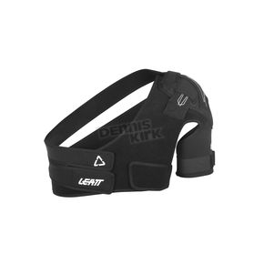 Leatt Black Right Shoulder Brace - 5015800112