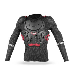 Leatt Youth Black 4.5 Body Protector - 5016100701