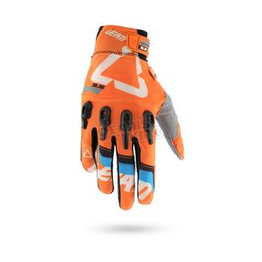Leatt  Orange 3.5 X-Flow Gloves - 6016000422
