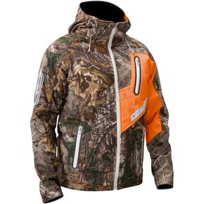 Castle X Realtree AP/Orange Barrier Tri-Lam Jacket - 70-8498