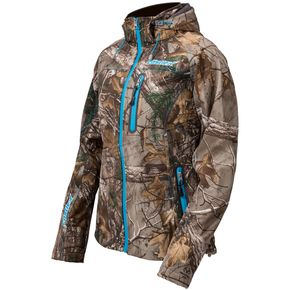 Castle X Women's Realtree AP/Reflex Blue Barrier Tri-Lam Jacket - 71-0894