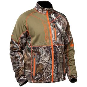 Castle X Realtree AP/Orange Fusion Mid-Layer Jacket - 78-1098