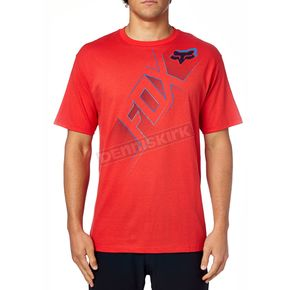 Fox Red Clutched T-Shirt - 16426-003-S