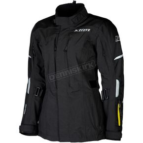 Klim Women's Black Altitude Jacket - 5093-001-120-000