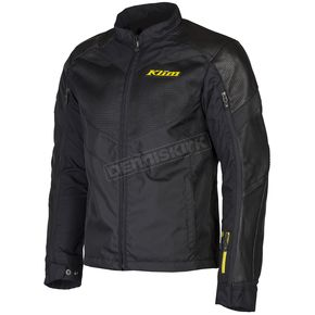 Klim Black Apex Air Jacket - 5062-000-170-000