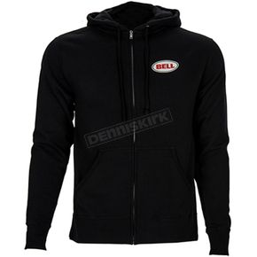 Bell Helmets Black Choice of Pros Zip Hoody - 7022058