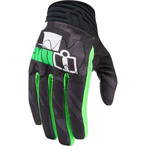 Icon Green Anthem Primary Gloves - 3301-2716