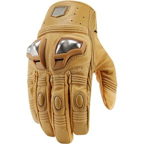 Icon 1000 Tan Retrograde Gloves - 3301-2735