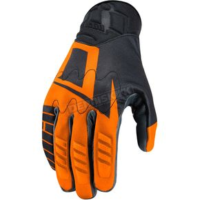 Icon Orange Wireform Gloves - 3301-2768