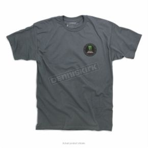 Pro Circuit Charcoal Patch T-Shirt - 6411560-040