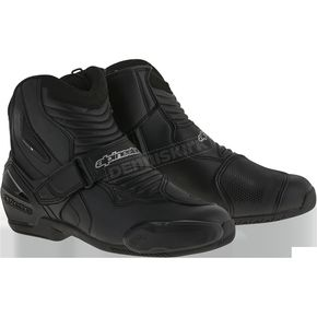 Alpinestars Black SMX-1R Boot - 2224516-10-47