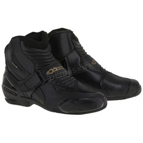 Alpinestars Women's Black Stella SMX-1R Boot - 2224616-185-37