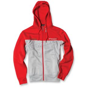 Factory Effex Red/Gray Honda Tracker Jacket - 18-85208