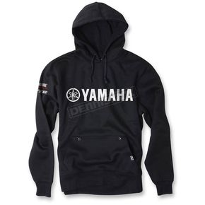 Factory Effex Black Yamaha Team Pullover Hoody - 16-88236
