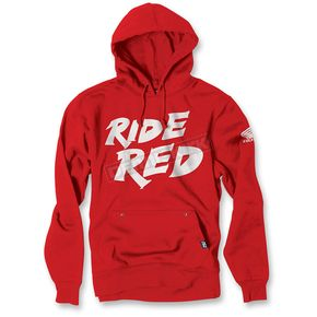 Factory Effex Youth Red Honda Hoody - 19-83320