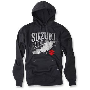 Factory Effex Youth Black Suzuki Hoody - 19-83424