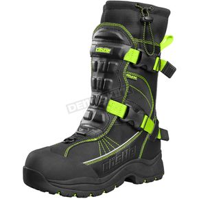 Castle X Hi-Vis/Black Barrier 2 Boots - 84-1828