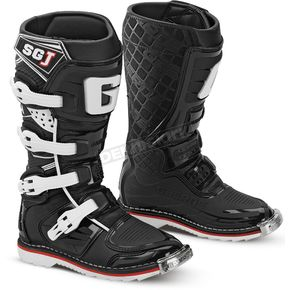 Gaerne Youth Black SG-J Boots - 2166-001-02