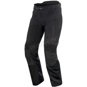 Alpinestars Black Sonoran Air Drystar OverPants - 3226616-10-4XL