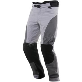 Alpinestars Light Gray/Dark Gray Sonoran Air Drystar OverPants - 3226616-922-XL