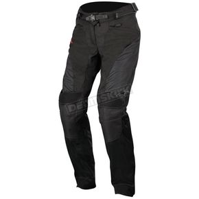 Alpinestars Women's Black Stella Sonoran Air Drystar OverPants - 3236616-10-M