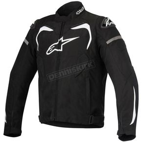 Alpinestars Black T-GP Pro Textile Jacket - 3305016-10-XL