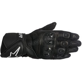 Alpinestars Black SP Air Leather Glove - 3558016-10-2XL