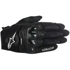Alpinestars Women's Black Stella SMX-1 Air Glove - 3590516-10-S