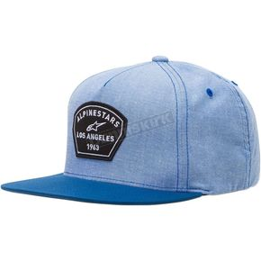Alpinestars Blue Wood Ridge Hat - 10168100572