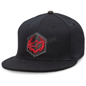 Alpinestars Black Maximum Hat - 10168102210SM
