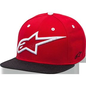 Alpinestars Red Smart Hat - 101681027030