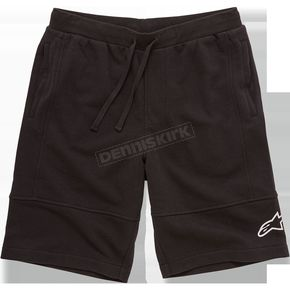 Alpinestars Black Spin Shorts  - 10452305410XL